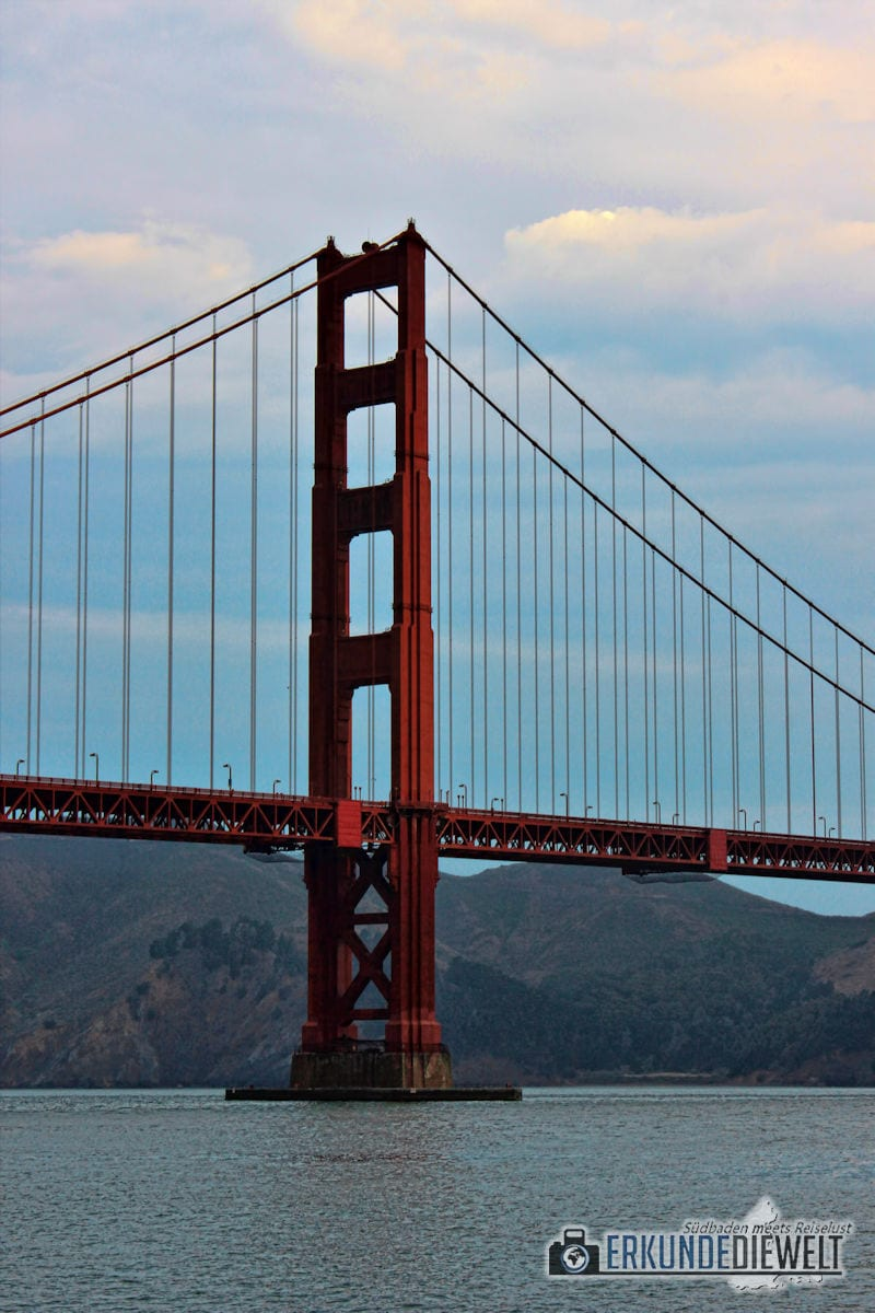 Golden Gate Bridge, San Francisco, Kalifornien, USA
