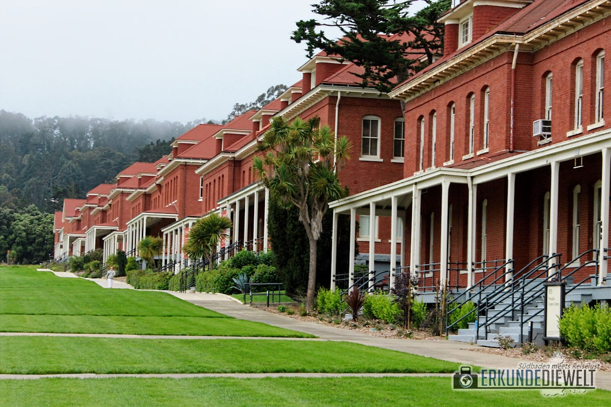 Presidio, San Francisco, Kalifornien, USA