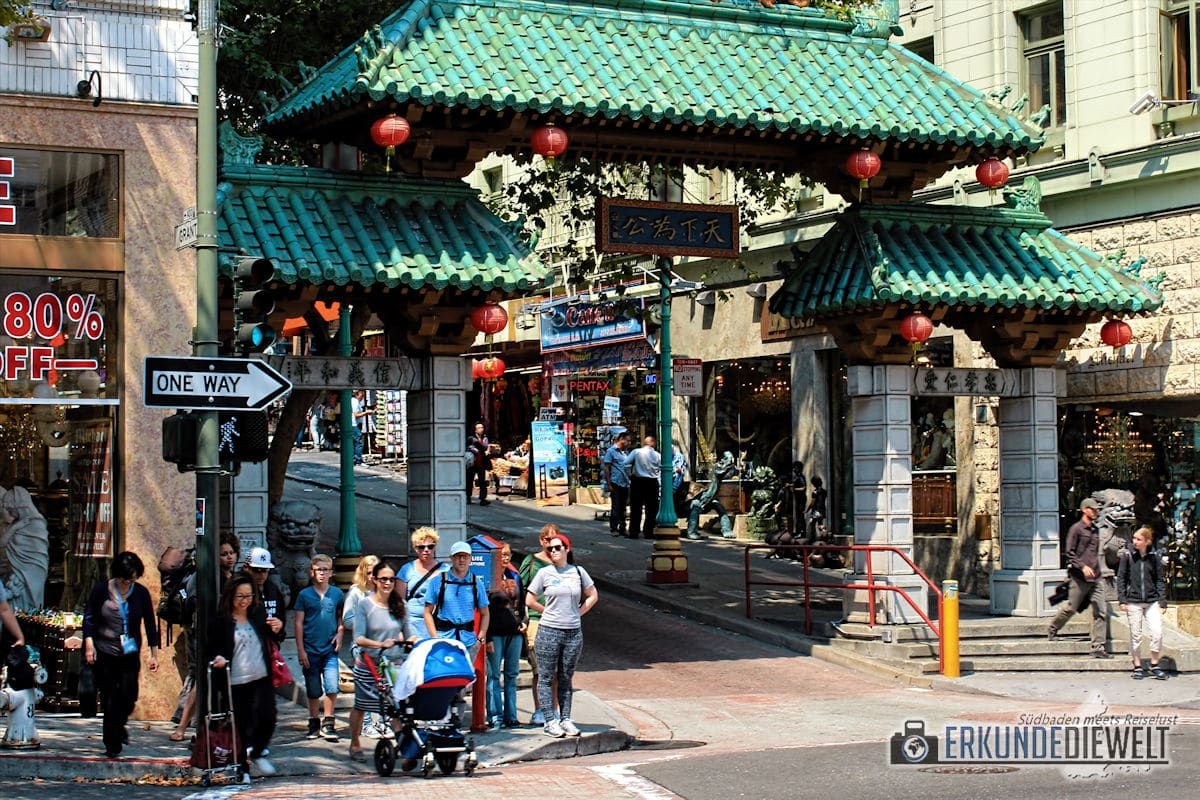 China Town, San Francisco, Kalifornien, USA