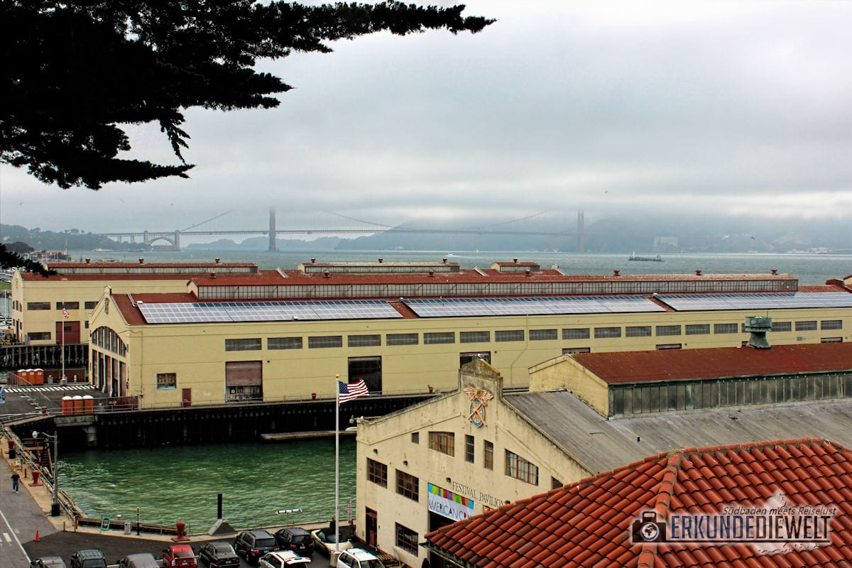 Fort Mason, San Francisco, Kalifornien, USA