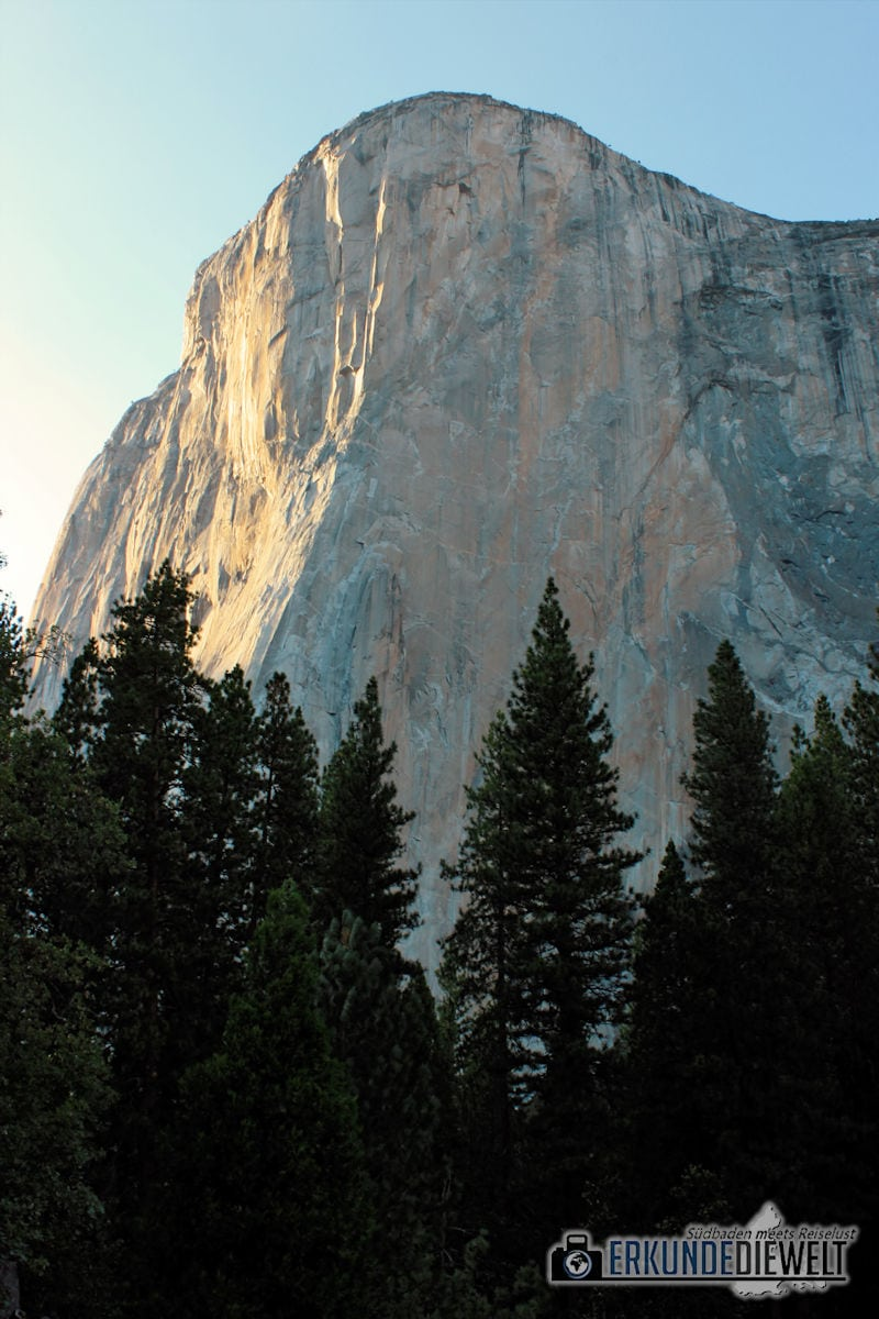 El Capitan, Yosemite Nationalpark, Kalifornien, USA