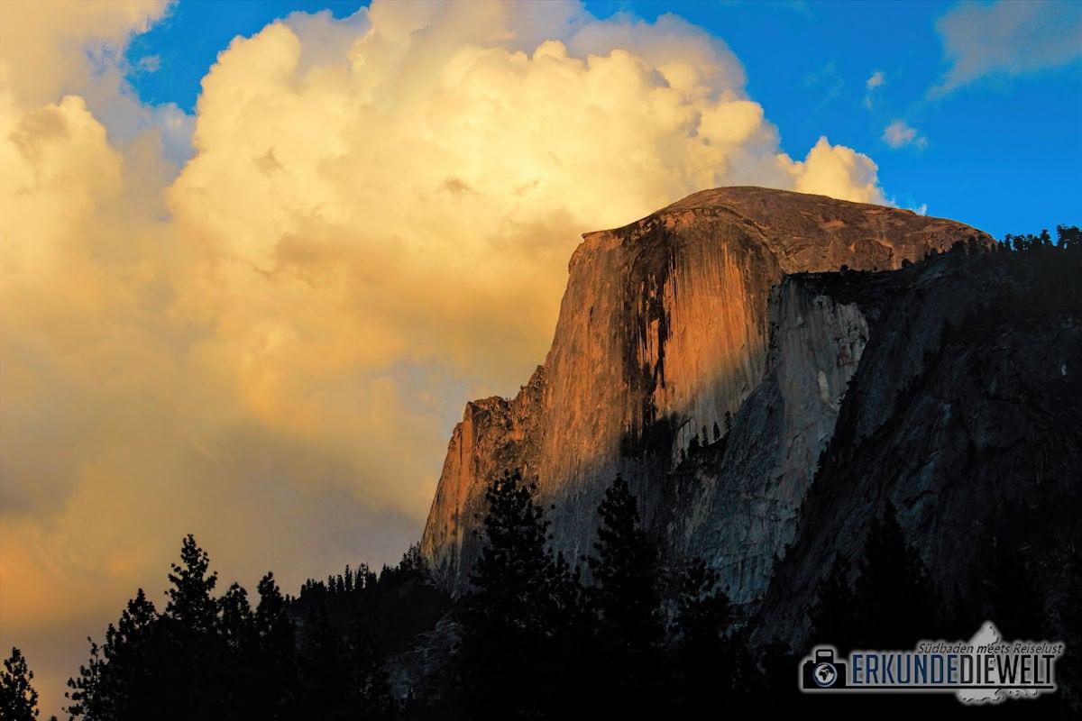 Half Dome, Yosemite Nationalpark, Kalifornien, USA