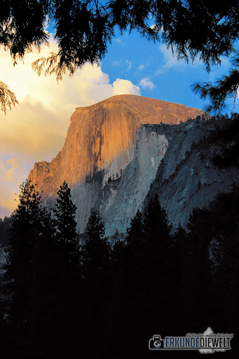 Half Dome, Yosemite Nationalpark, Kalifornien, USA