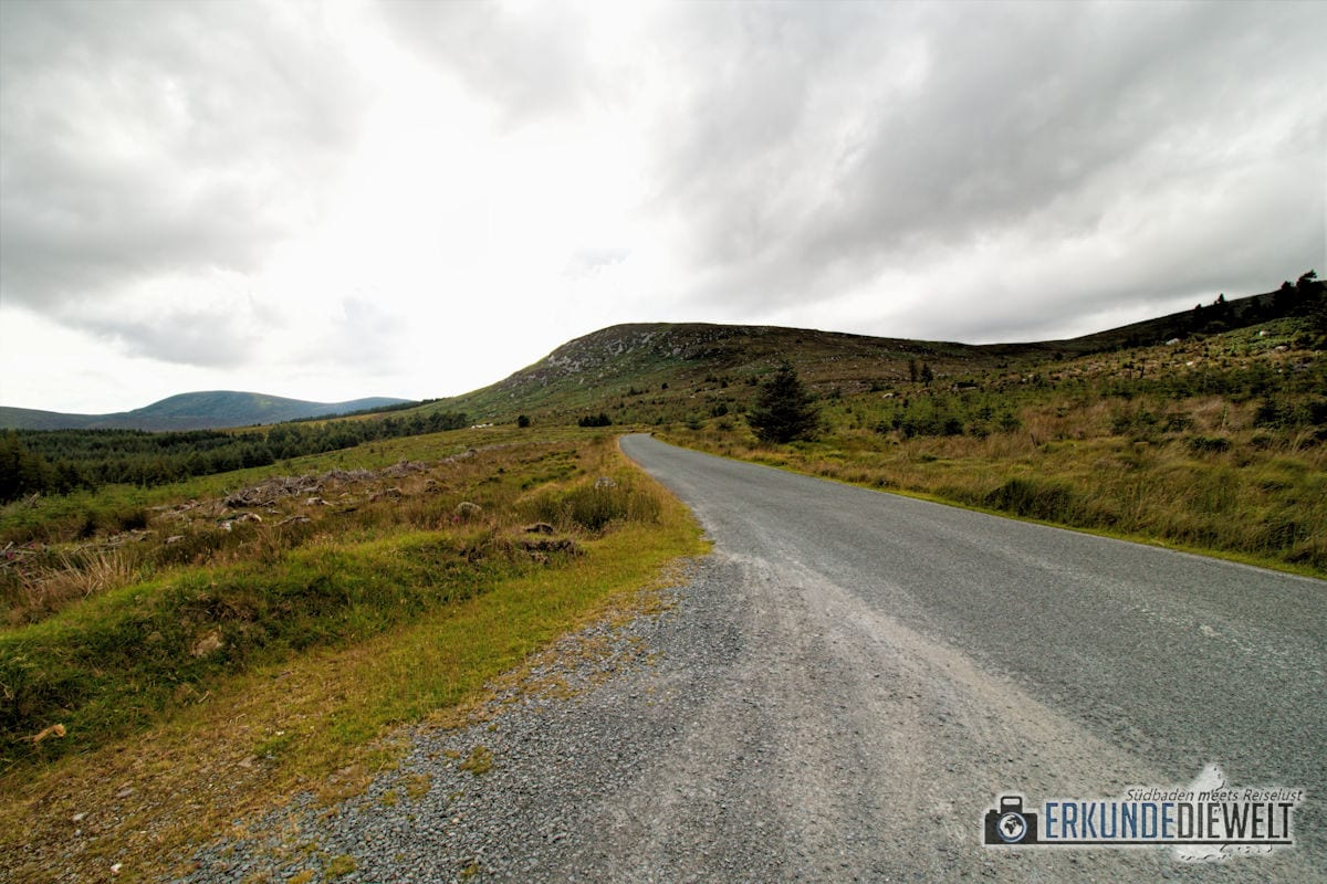 Wicklow Mountains, Irland