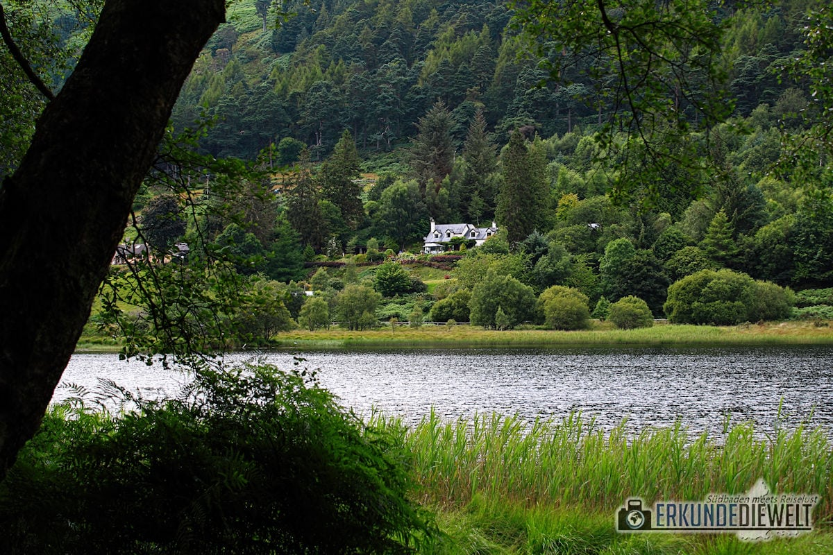 Glendalough, Wicklow Mountains, Irland