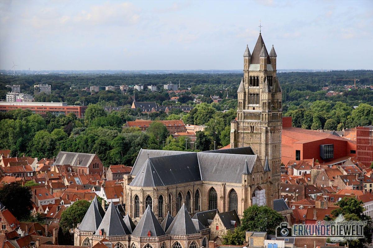 Liebfrauenkirche, Brügge, Belgien