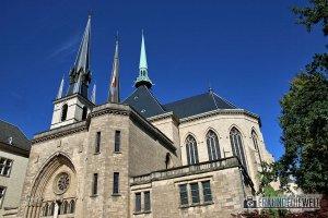 Cathédrale Notre-Dame, Luxemburg Stadt, Luxemburg