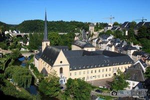 Neumunster Abbey, Luxemburg Stadt, Luxemburg