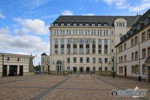 Justiz Viertel, Luxemburg Stadt, Luxemburg