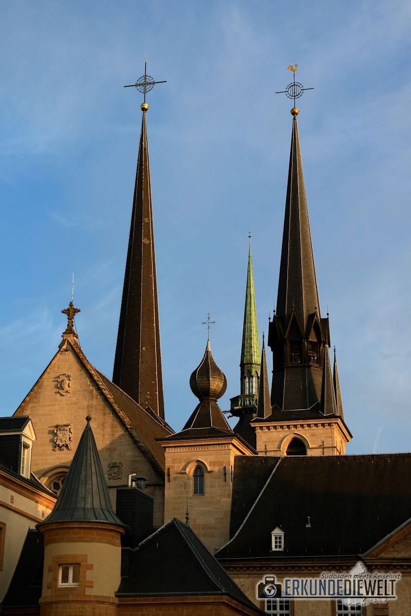 Cathedral of the Blessed Virgin, Luxemburg Stadt, Luxemburg