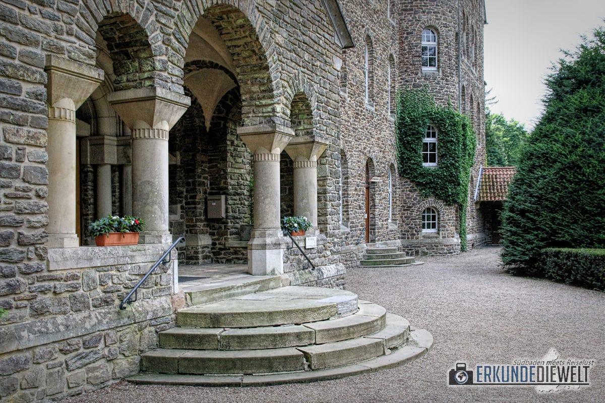 Kloster, Clervaux, Luxemburg