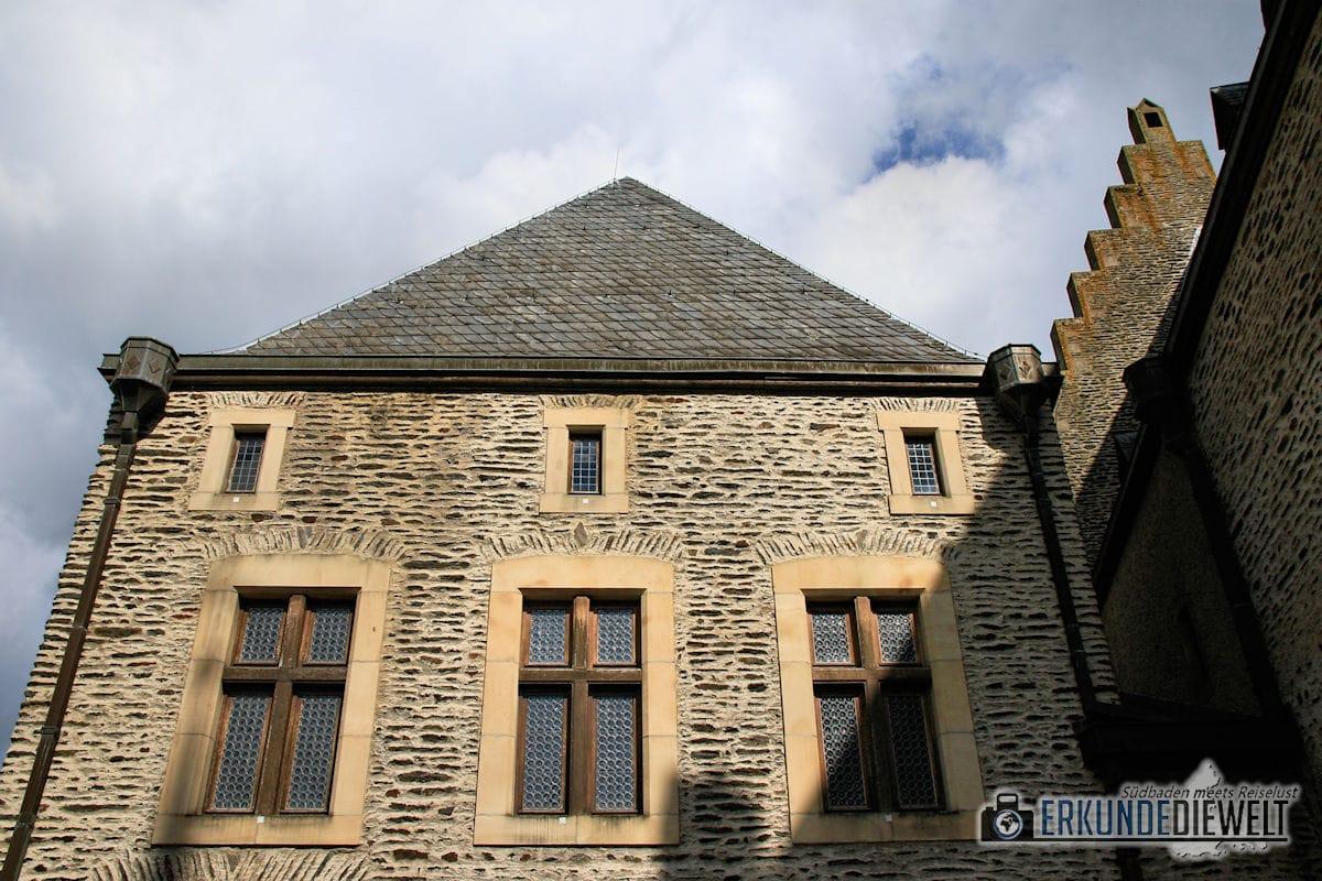 Schloss Vianden, Luxemburg