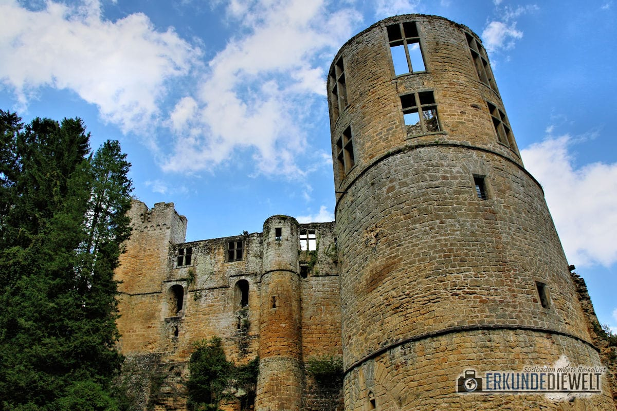 Burg Beaufort, Befort, Luxemburg