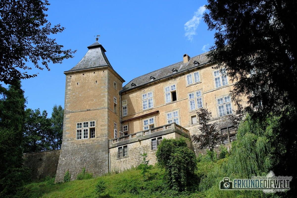 Les Châteaux de Beaufort, Befort, Luxemburg