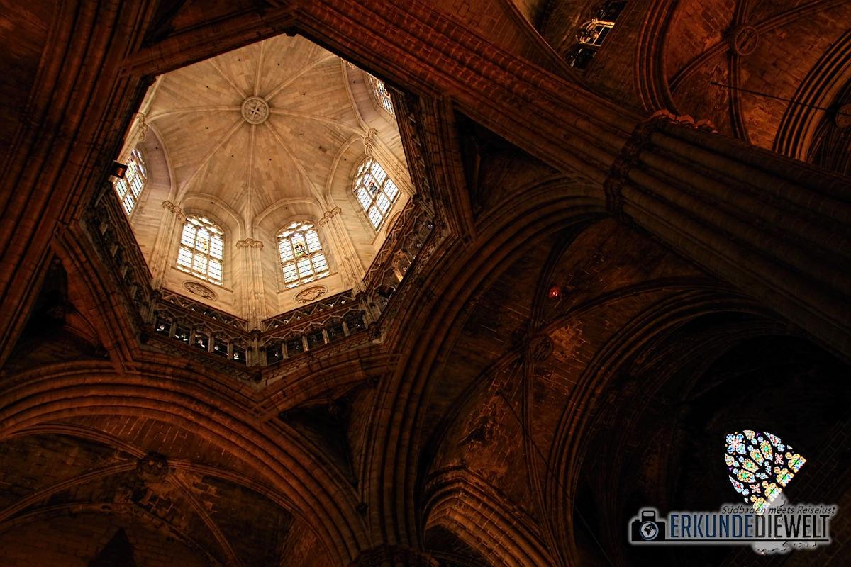 Kathedrale von Barcelona, Spanien