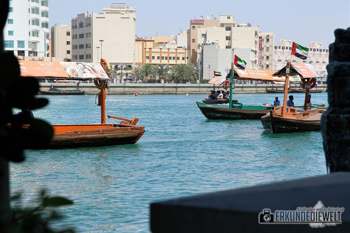 Dubai Creek, Bur Dubai,  VAE