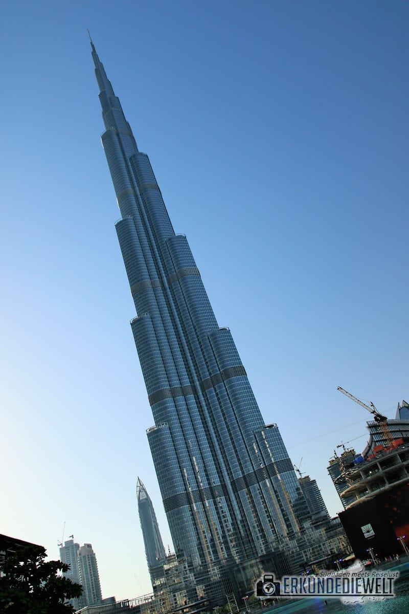 Burj Khalifa, Dubai, VAE