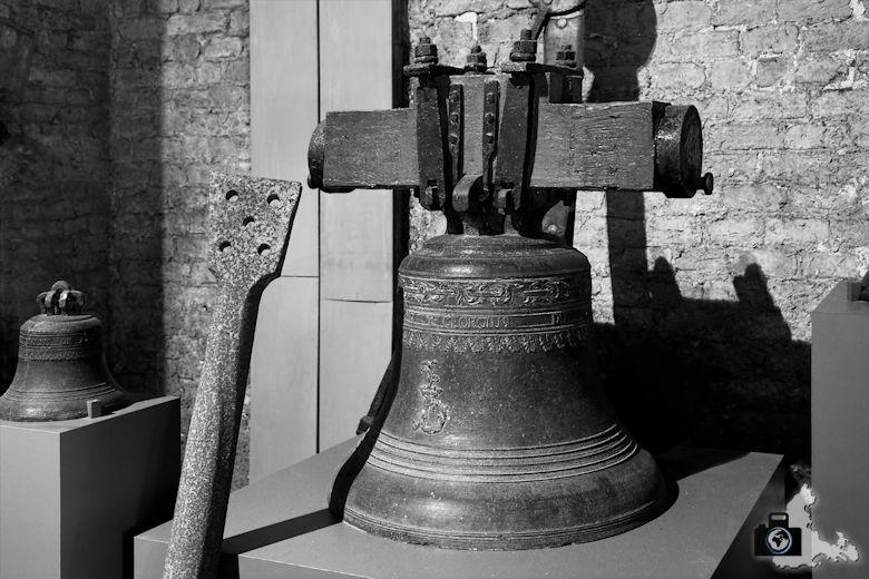 Brügge Sehenswürdigkeiten - Belfried Glocke