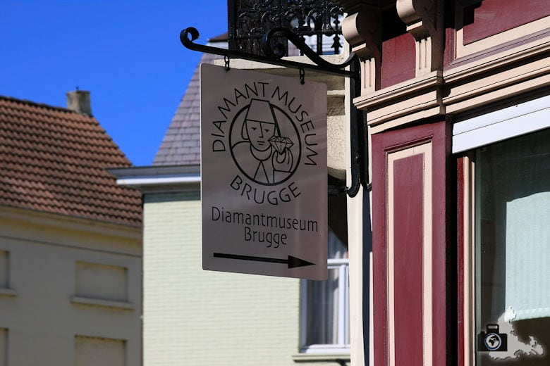 Brügge Sehenswürdigkeiten - Diamanten Museum