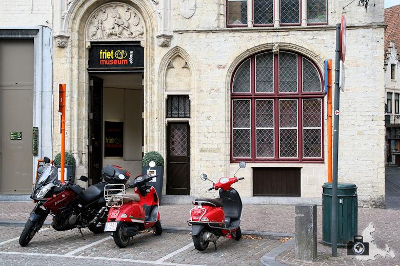 Brügge Sehenswürdigkeiten - Friet Museum