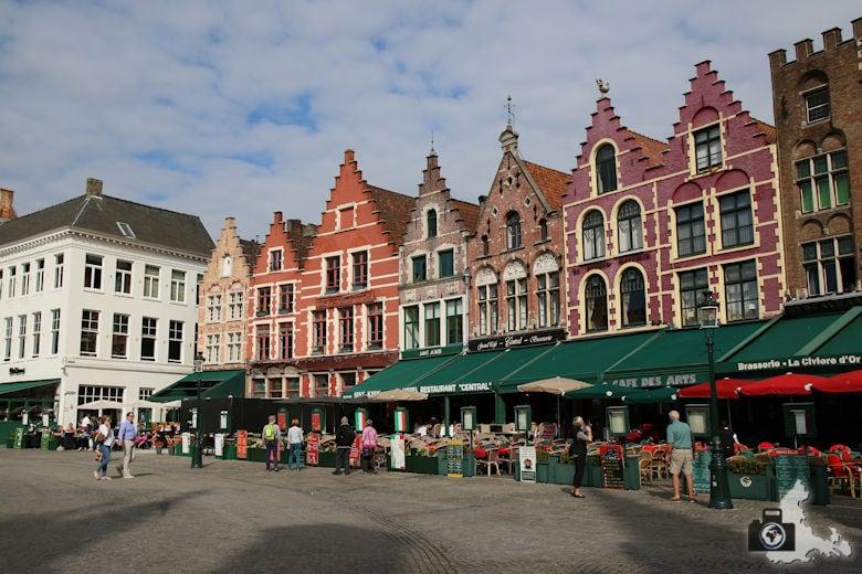 Reisekosten in Belgien