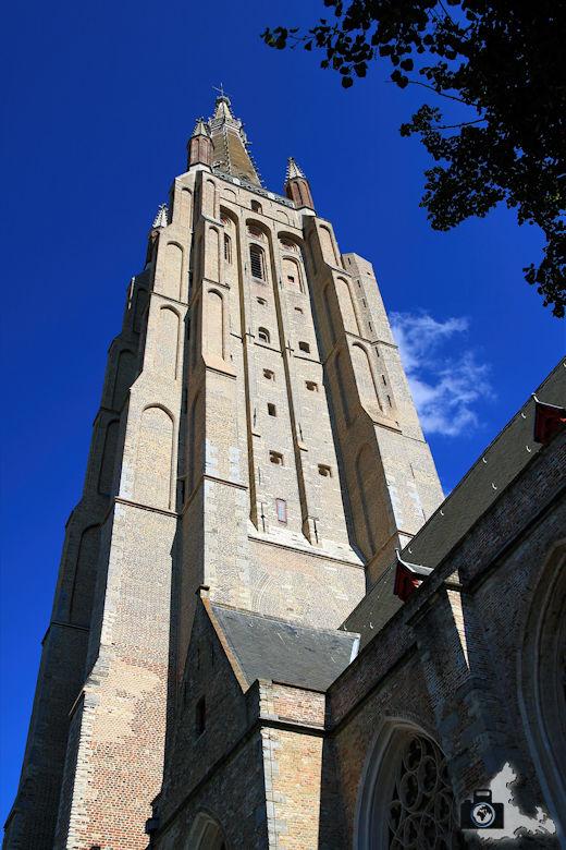 Brügge Sehenswürdigkeiten - Liebfrauenkirche