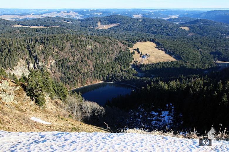 Feldberg Seebuck Aussicht Feldsee