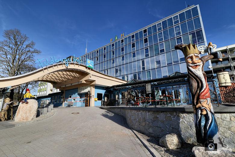Hotels im Schwarzwald - Feldberg - Feldberger Hof