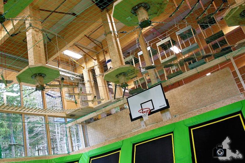 Fundorena - Indoor Hochseilpark