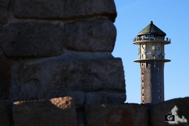 Feldberg - Feldbergturm Seebuck