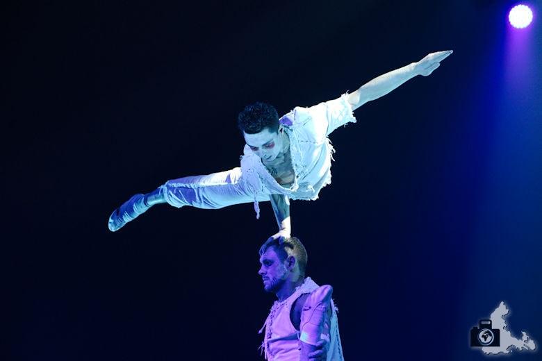 Fotografie-Tipps: Fotografieren im Zirkus - Crazy Flight