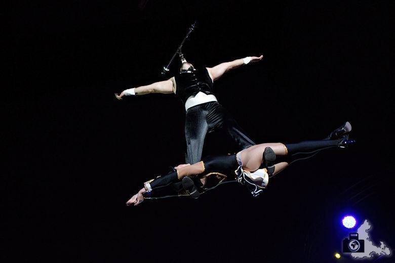 Fotografie-Tipps: Fotografieren im Zirkus - Duo Costache