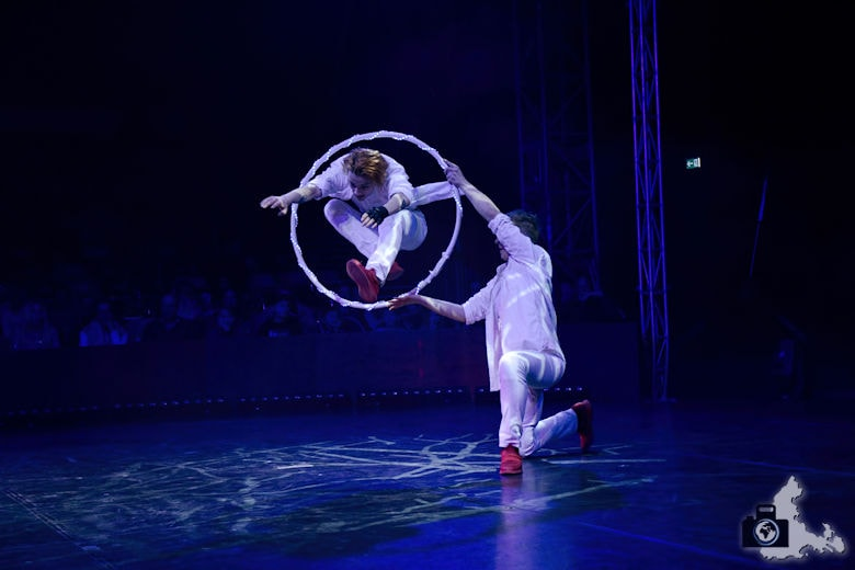 Fotografie-Tipps: Fotografieren im Zirkus - Jump'n'Roll