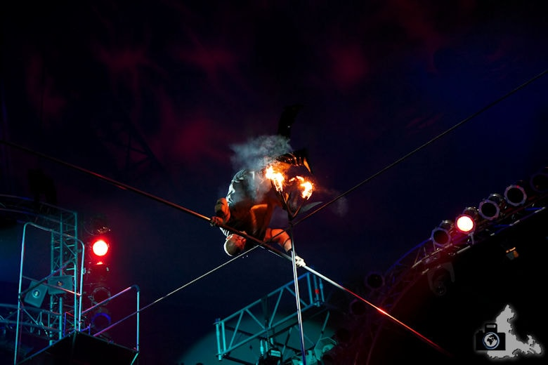 "Fotografie-Tipps: Fotografieren im Zirkus - Ladislav ""Diablo"" Kaiser"