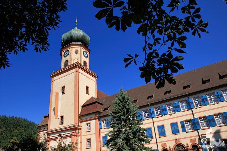 Fotoparade 2-2016 Gebäude - Kloster St. Trudpert