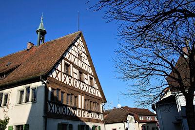 Fotowalk #2 Freiburg St. Georgen im Februar