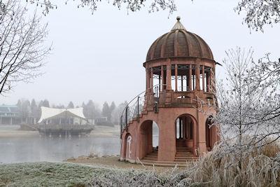 Fotowalk #1 Winternebel im Seepark Freiburg