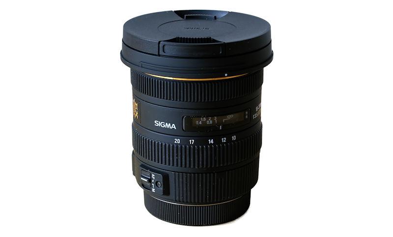 Sigma 10-20 3.5