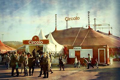 Zirkus, Freiburg