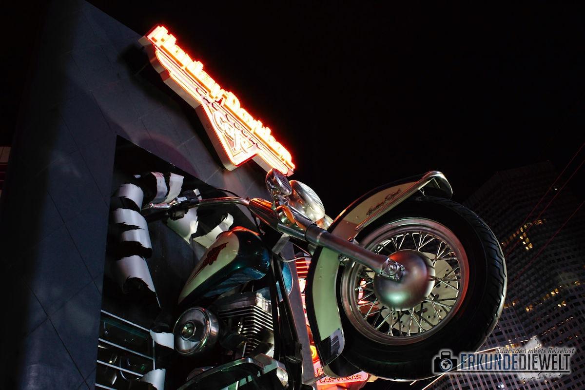 Hard Rock Café, Las Vegas, USA