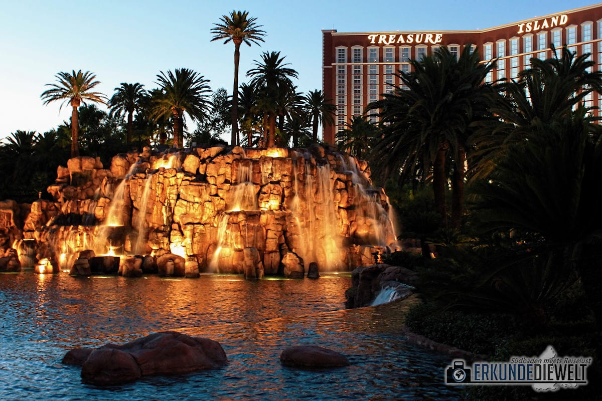Treasure Island, Las Vegas, USA