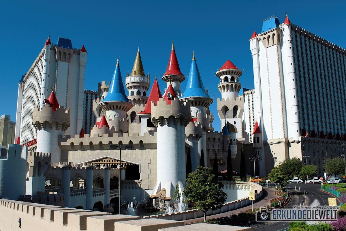 Excalibur, Las Vegas, USA