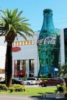 Coca Cola World, Las Vegas, USA