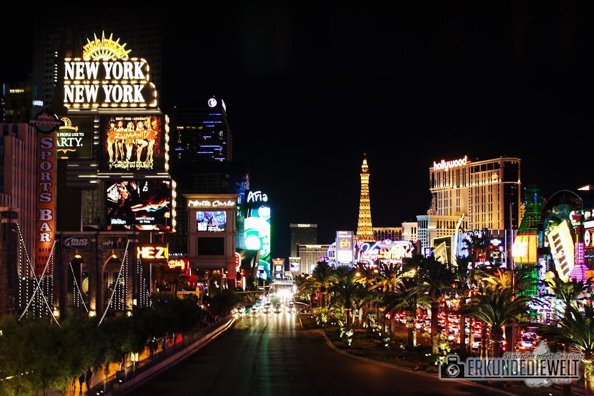 Strip, Las Vegas, USA