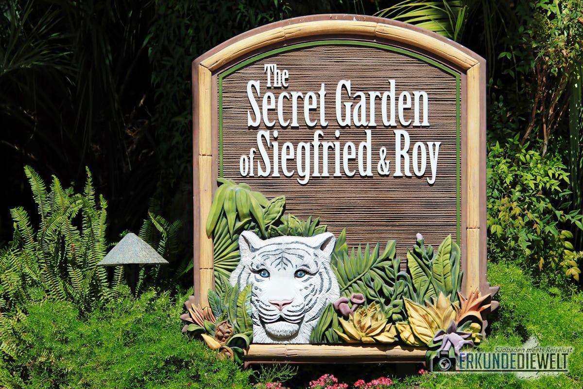 Secret Garden, Las Vegas, USA