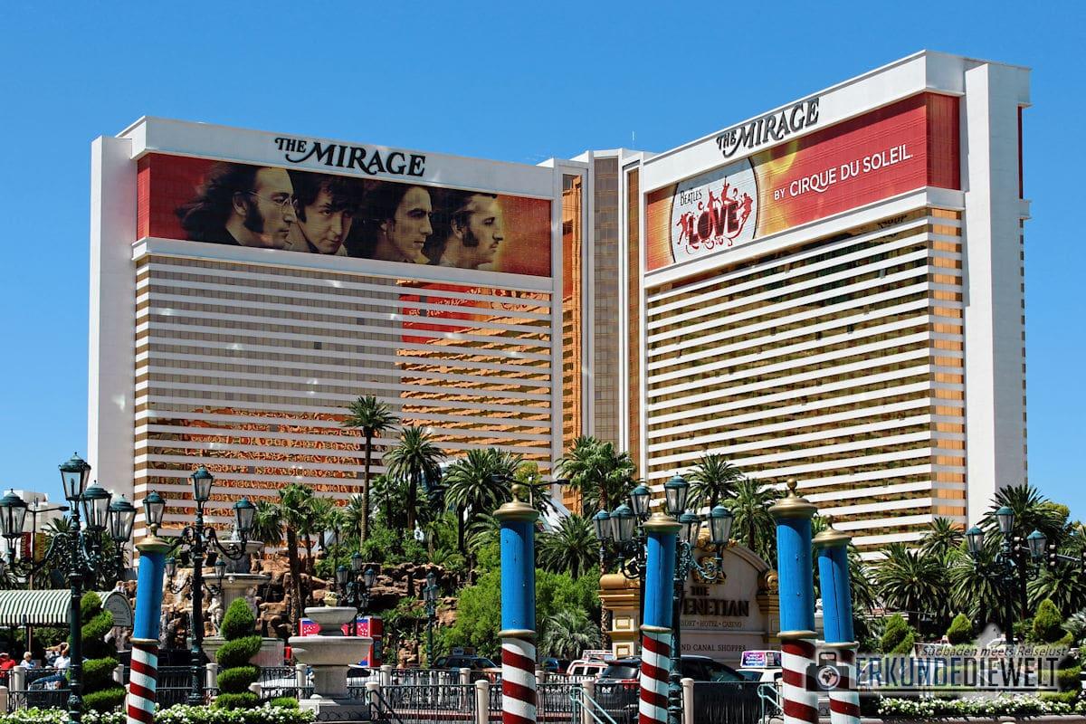 The Mirage, Las Vegas, USA