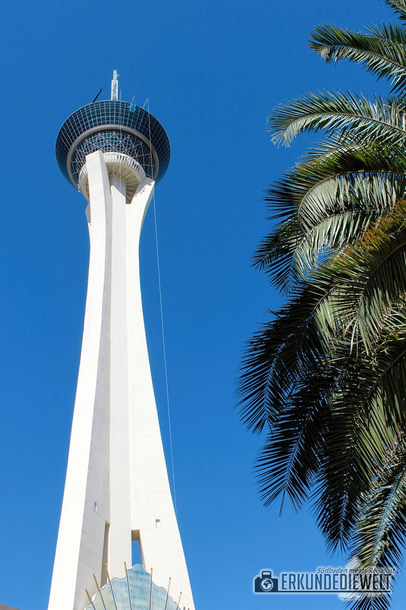 Stratosphere Tower, Las Vegas, USA