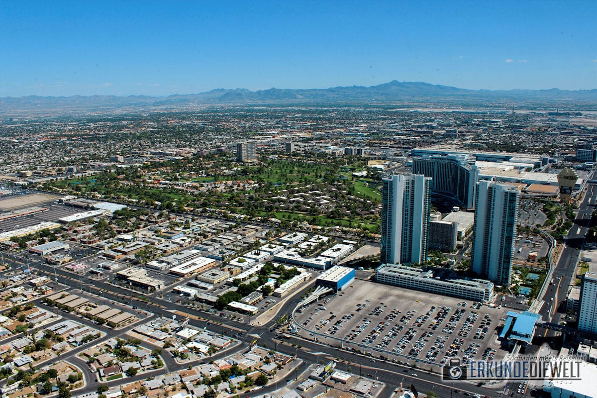 Stratosphere Tower, Las Vegas, USA