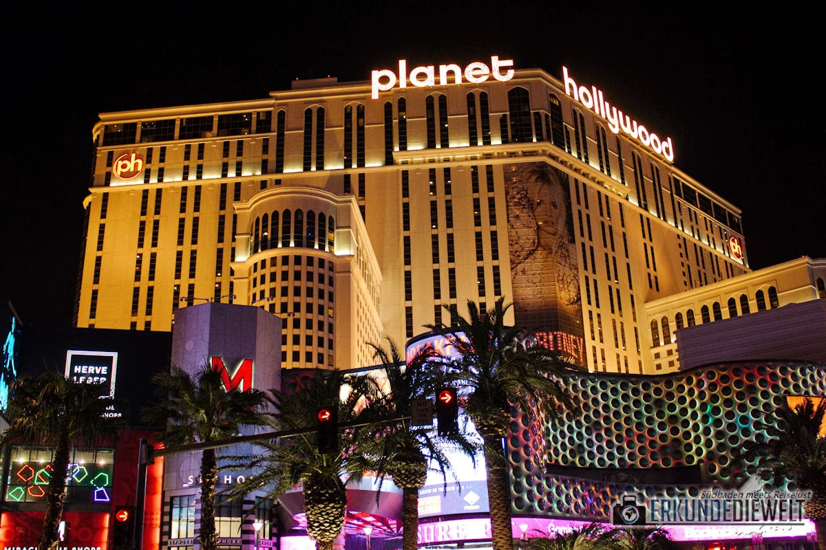 Planet Hollywood, Las Vegas, USA