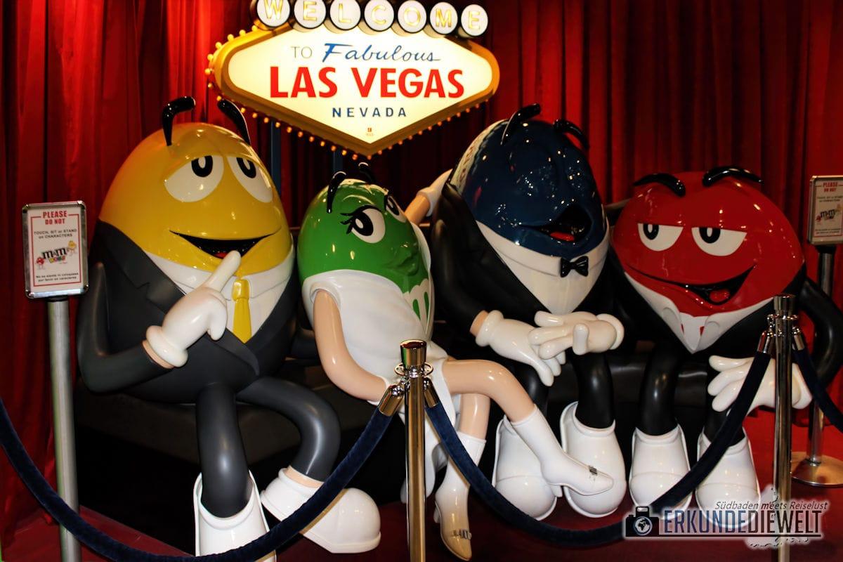 M&M World, Las Vegas, USA